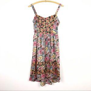 Mudd floral boho dress